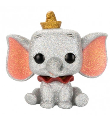 DUMBO / DUMBO / FIGURINE FUNKO POP / EXCLUSIVE SPECIAL EDITION / DIAMOND