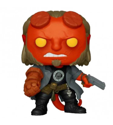 HELLBOY WITH BPRD / HELLBOY / FIGURINE FUNKO POP