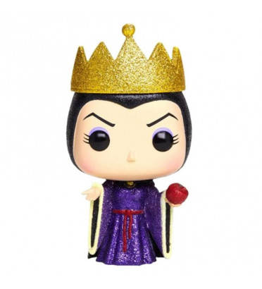 EVIL QUEEN / BLANCHE NEIGE ET LES SEPT NAINS / FIGURINE FUNKO POP / EXCLUSIVE SPECIAL EDITION / DIAMOND