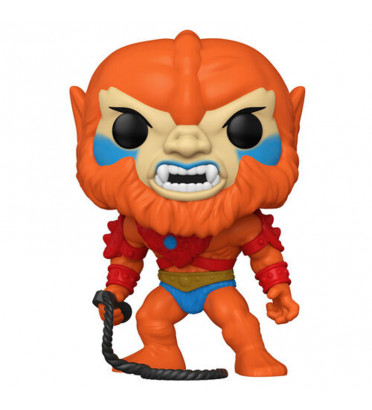 BEAST MAN SUPER OVERSIZED / LES MAITRES DE L'UNIVERS / FIGURINE FUNKO POP / EXCLUSIVE NYCC 2020