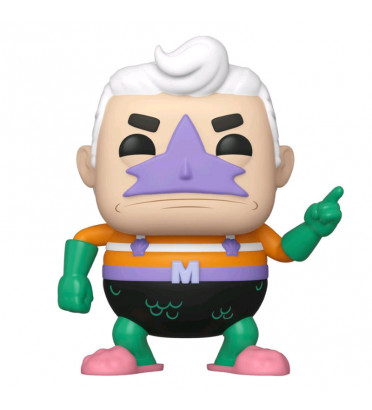 MERMAIDMAN / BOB L'ÉPONGE / FIGURINE FUNKO POP / EXCLUSIVE NYCC 2020