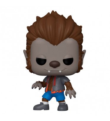 WEREWOLF BART / LES SIMPSONS / FIGURINE FUNKO POP / EXCLUSIVE NYCC 2020