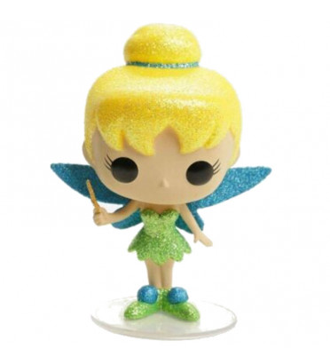 TINKER BELL / PETER PAN / FIGURINE FUNKO POP / EXCLUSIVE SPECIAL EDITION / DIAMOND
