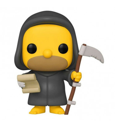 GRIM REAPER HOMER / LES SIMPSONS TREEHOUSE OF HORROR / FIGURINE FUNKO POP