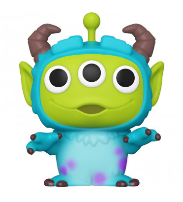 SULLEY / ALIEN REMIX / FIGURINE FUNKO POP