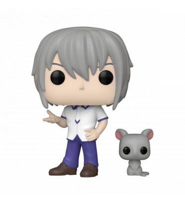 YUKI WITH RAT / FRUITS BASKET / FIGURINE FUNKO POP / EXCLUSIVE SPECIALTY SERIES