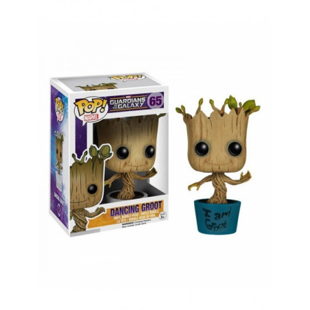 DANCING GROOT I AM GROOT / LES GARDIENS DE LA GALAXIE / FIGURINE FUNKO POP / EXCLUSIVE SPECIAL EDITION