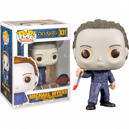 MICHAEL MYERS RESTYLED / HALLOWEEN / FIGURINE FUNKO POP / EXCLUSIVE SPECIAL EDITION