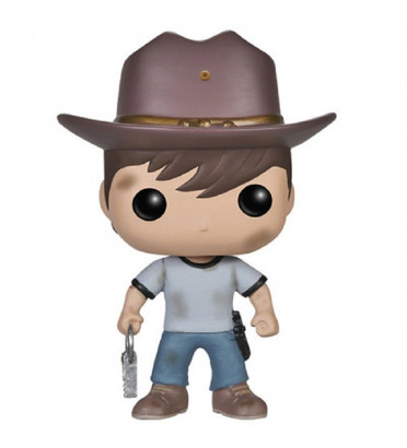 CARL / THE WALKING DEAD / FIGURINE FUNKO POP