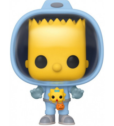 SPACEMAN BART / LES SIMPSONS TREEHOUSE OF HORROR / FIGURINE FUNKO POP