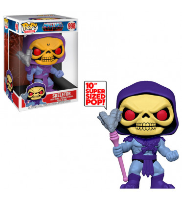 SKELETOR SUPER OVERSIZED / LES MAITRES DE LUNIVERS / FIGURINE FUNKO POP