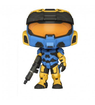 SPARTAN MARK VII WITH MK78 / HALO / FIGURINE FUNKO POP