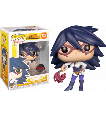 MIDNIGHT / MY HERO ACADEMIE / FIGURINE FUNKO POP / EXCLUSIVE SPECIAL EDITION