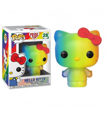 HELLO KITTY RAINBOW / PRIDE / FIGURINE FUNKO POP