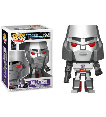 MEGATRON / TRANSFORMERS / FIGURINE FUNKO POP