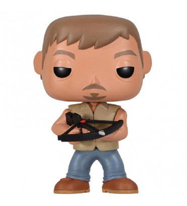 DARYL DIXON / THE WALKING DEAD / FIGURINE FUNKO POP