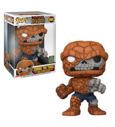 ZOMBIE THE THINGS SUPER OVERSIZED / MARVEL ZOMBIES / FIGURINE FUNKO POP / EXCLUSIVE SDDC 2020