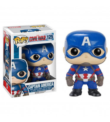 CAPTAIN AMERICA / CAPTAIN AMERICA CIVIL WAR / FIGURINE FUNKO POP