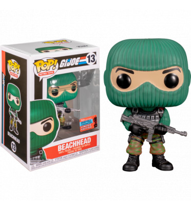 BEACHHEAD / GI JOE / FIGURINE FUNKO POP / EXCLUSIVE NYCC 2020