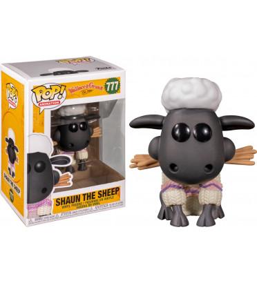 SHAUN THE SHEEP / WALLACE ET GROMIT / FIGURINE FUNKO POP