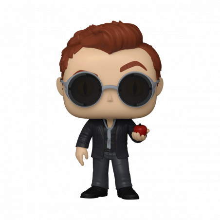 CROWLEY / GOOD OMENS / FIGURINE FUNKO POP