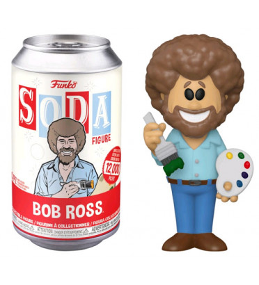 BOB ROSS / BOB ROSS / FUNKO VINYL SODA