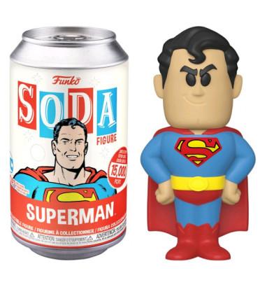 SUPERMAN / SUPERMAN / FUNKO VINYL SODA