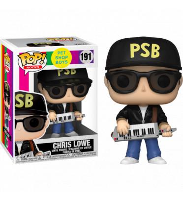 CHRIS LOWE / PET SHOP BOYS / FIGURINE FUNKO POP