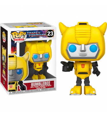 BUMBLEBEE / TRANSFORMERS / FIGURINE FUNKO POP