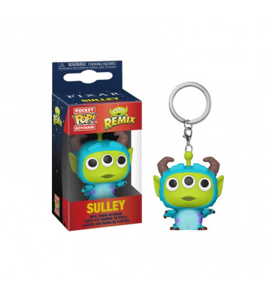 SULLEY / ALIEN REMIX / FUNKO POCKET POP