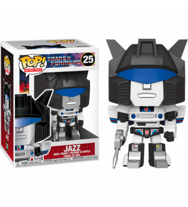 JAZZ / TRANSFORMERS / FIGURINE FUNKO POP
