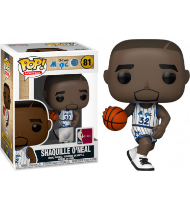 SHAQUILLE ONEAL / ORLANDO MAGIC / FIGURINE FUNKO POP