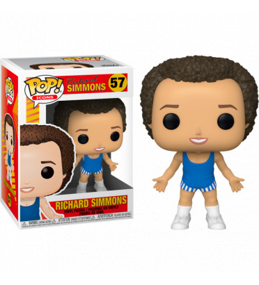 RICHARD SIMMONS / RICHARD SIMMONS / FIGURINE FUNKO POP