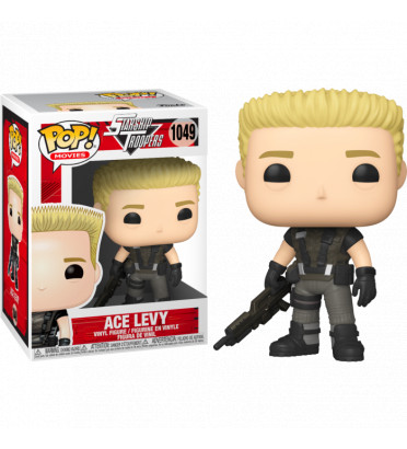 ACE LEVY / STARSHIP TROOPER / FIGURINE FUNKO POP