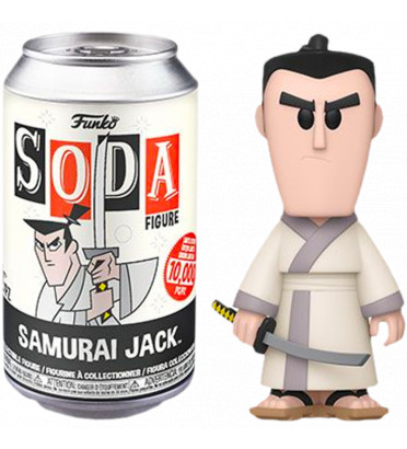 SAMURAI JACK / SAMURAI JACK / FUNKO VINYL SODA