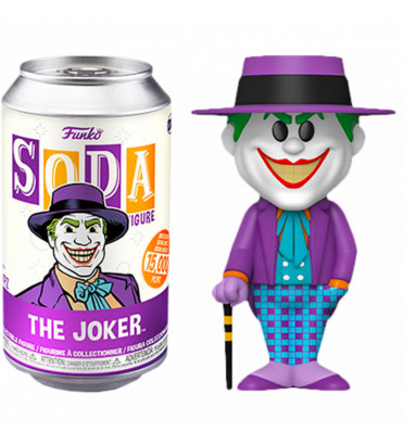 THE JOKER 1989 / DC COMICS / FUNKO VINYL SODA