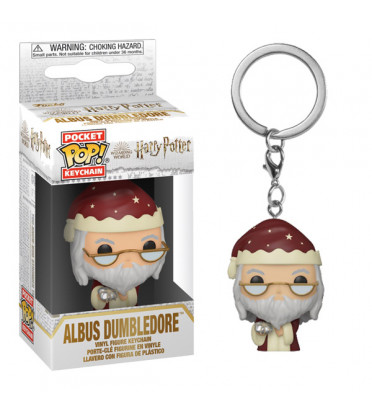 ALBUS DUMBLEDORE HOLIDAY / HARRY POTTER / FUNKO POCKET POP