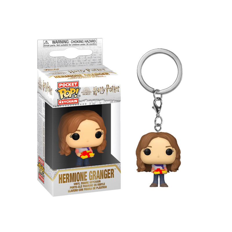 HERMIONE GRANGER HOLIDAY / HARRY POTTER / FUNKO POCKET POP