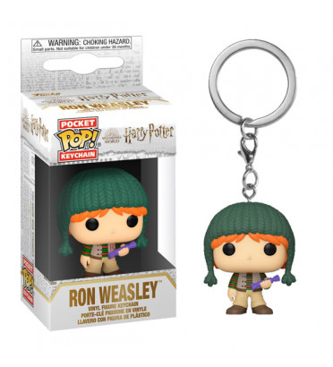 RON WEASLEY HOLIDAY / HARRY POTTER / FUNKO POCKET POP