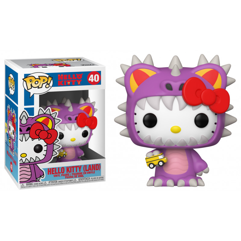 HELLO KITTY LAND / HELLO KITTY / FIGURINE FUNKO POP