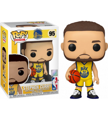 STEPHEN CURRY ALTERNATE / WARRIORS / FIGURINE FUNKO POP