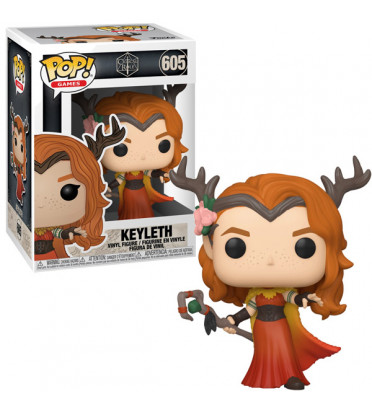 KEYLETH / CRITICAL ROLE VOX MACHINA / FIGURINE FUNKO POP
