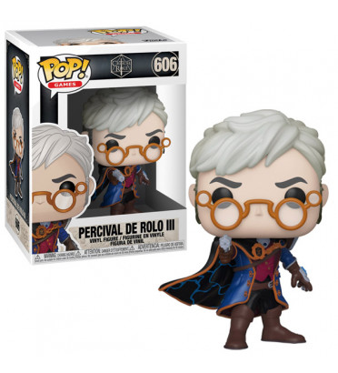 PERCIVAL DE ROLO / CRITICAL ROLE VOX MACHINA / FIGURINE FUNKO POP
