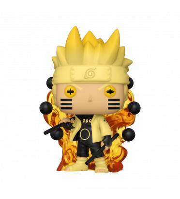 NARUTO SIX PATH SAGE MODE / NARUTO / FIGURINE FUNKO POP