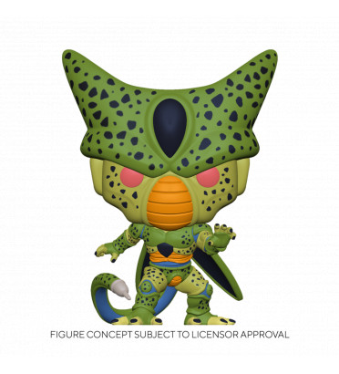 CELL FIRST FORM / DRAGON BALL Z / FIGURINE FUNKO POP