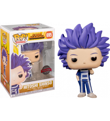 HITOSHI SHINSO / MY HERO ACADEMIA / FIGURINE FUNKO POP / EXCLUSIVE SPECIAL EDITION