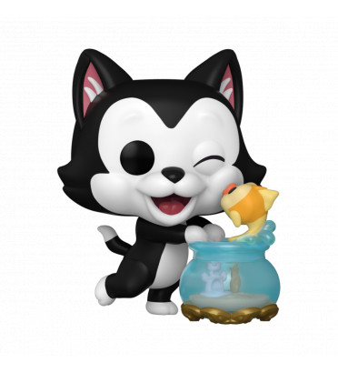 FIGARO WITH CLEO / PINOCCHIO / FIGURINE FUNKO POP