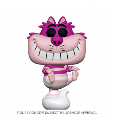 CHESHIRE CAT 70 TH / ALICE AU PAYS DES MERVEILLES / FIGURINE FUNKO POP