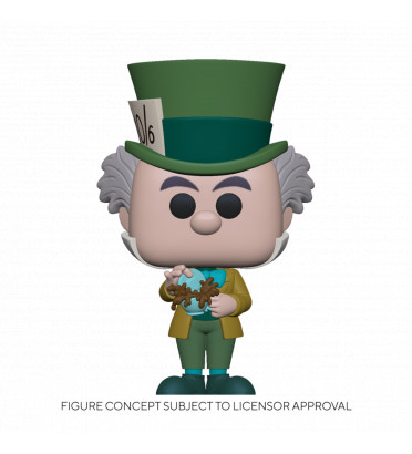 MAD HATTER 70 TH / ALICE AU PAYS DES MERVEILLES / FIGURINE FUNKO POP