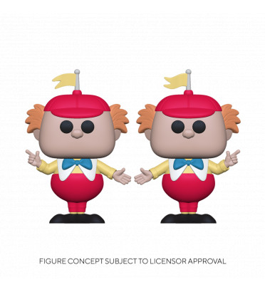 2 PACK TWEEDLE DEE AND DUM / ALICE AU PAYS DES MERVEILLES / FIGURINE FUNKO POP